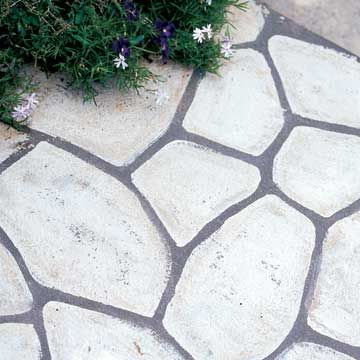 Flagstone Pathway Installation And Repair - Mw Flagstone Patios - Maine