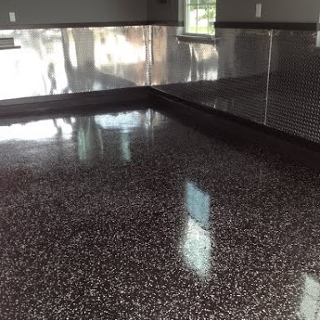 Rustoleum Garage Floor Epoxy - Concrete Applications - Salem, Missouri