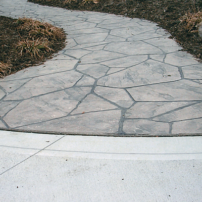 Pouring Concrete Walkway - Concrete Walkway And Sidewalk Professionals - South Carolina