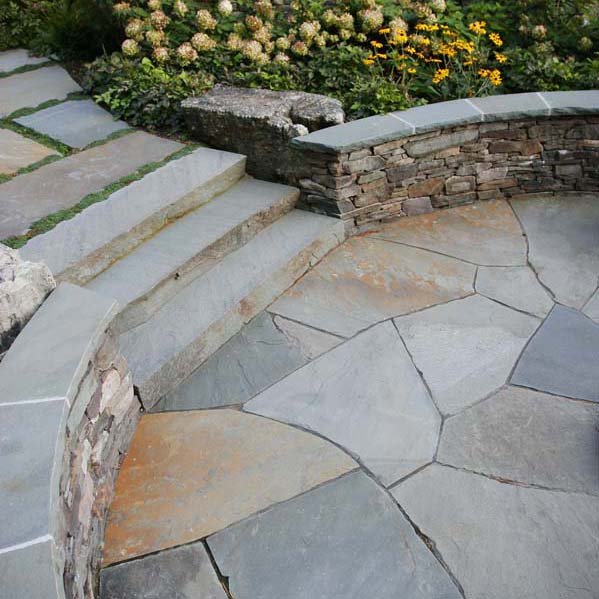 Flagstone Patio Repair - Mw Flagstone Patios - Ohio