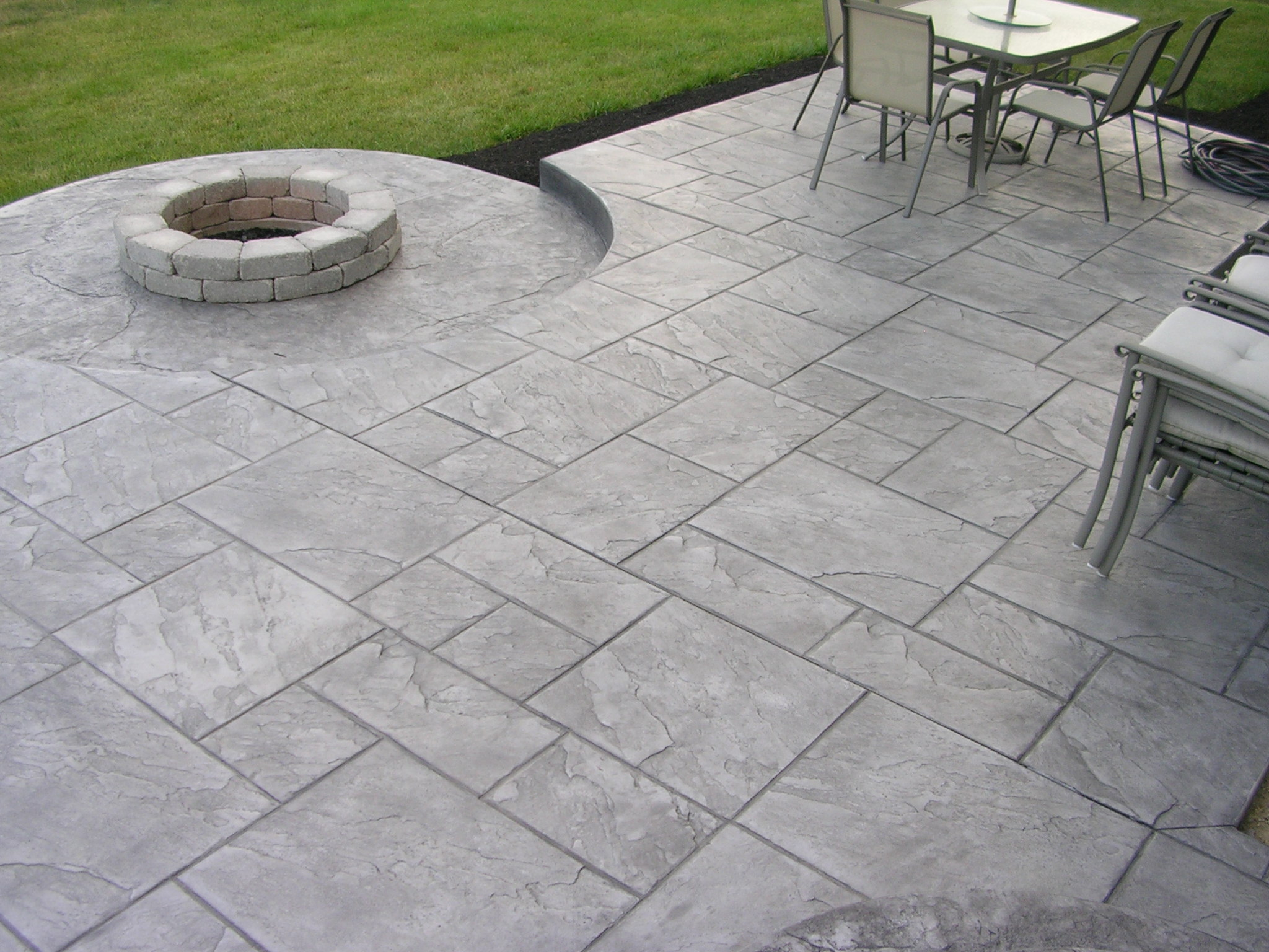 Estimates On Stamped Concrete Services