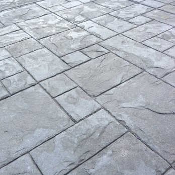 Stamped Concrete Driveway Services