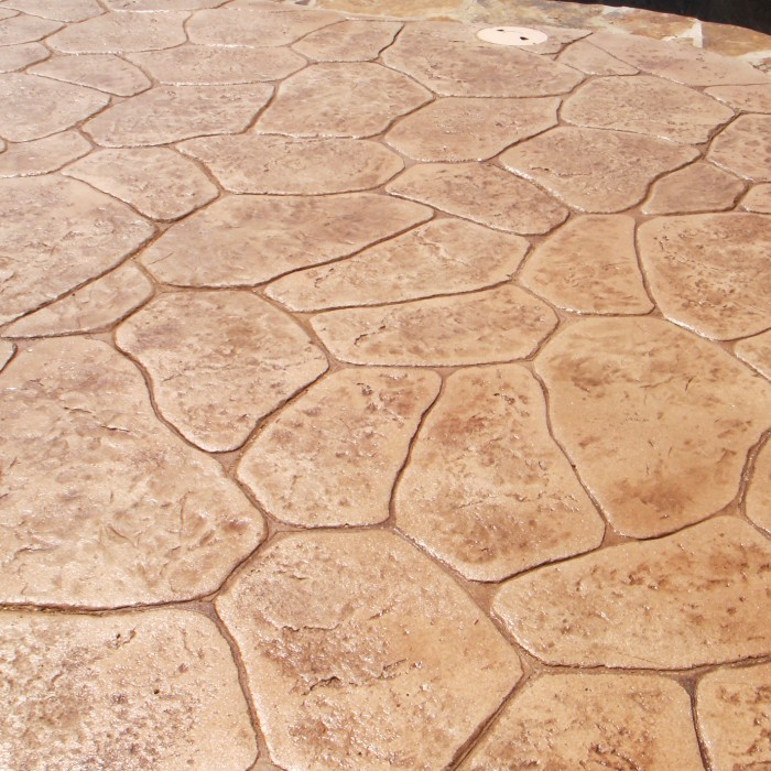 Stamped Concrete Installation And Repair Services