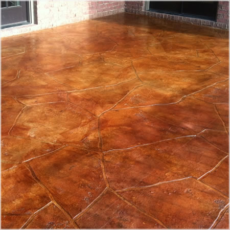 Stamped Concrete Sealer - Concrete Sealing - Horatio, Arkansas