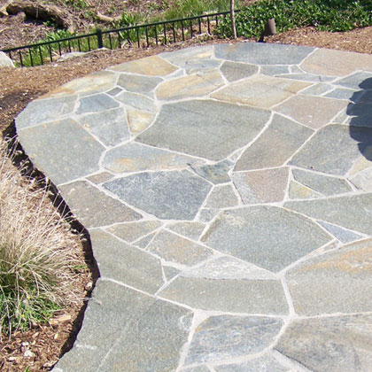 Stamped Concrete Sidewalk Services